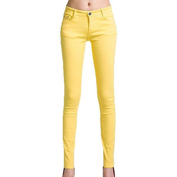 New Ladies Womens Girls Super Stretchy Jegging Jeans
