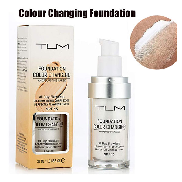 30ml Flawless Colour Changing Foundation